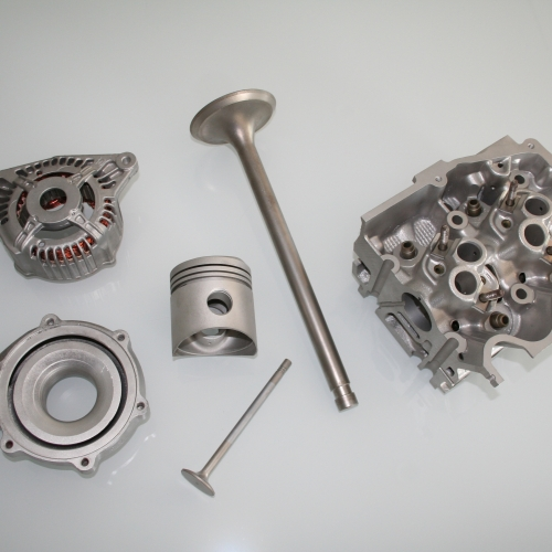 Degreasing & cleaning of all kinds of components