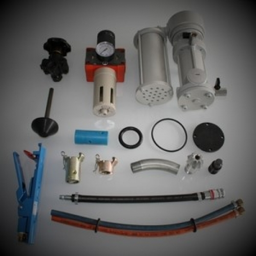 Spare parts, consumables and personal protective equipment